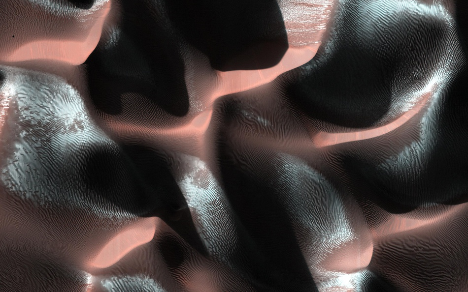 Claroscuro marciano