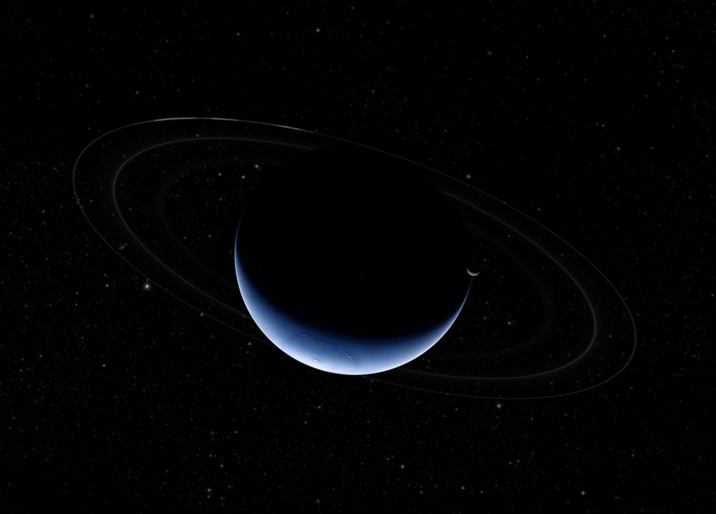 voyager 2 neptune triton - photo #29