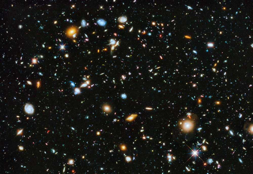 best hubble deep field - photo #1