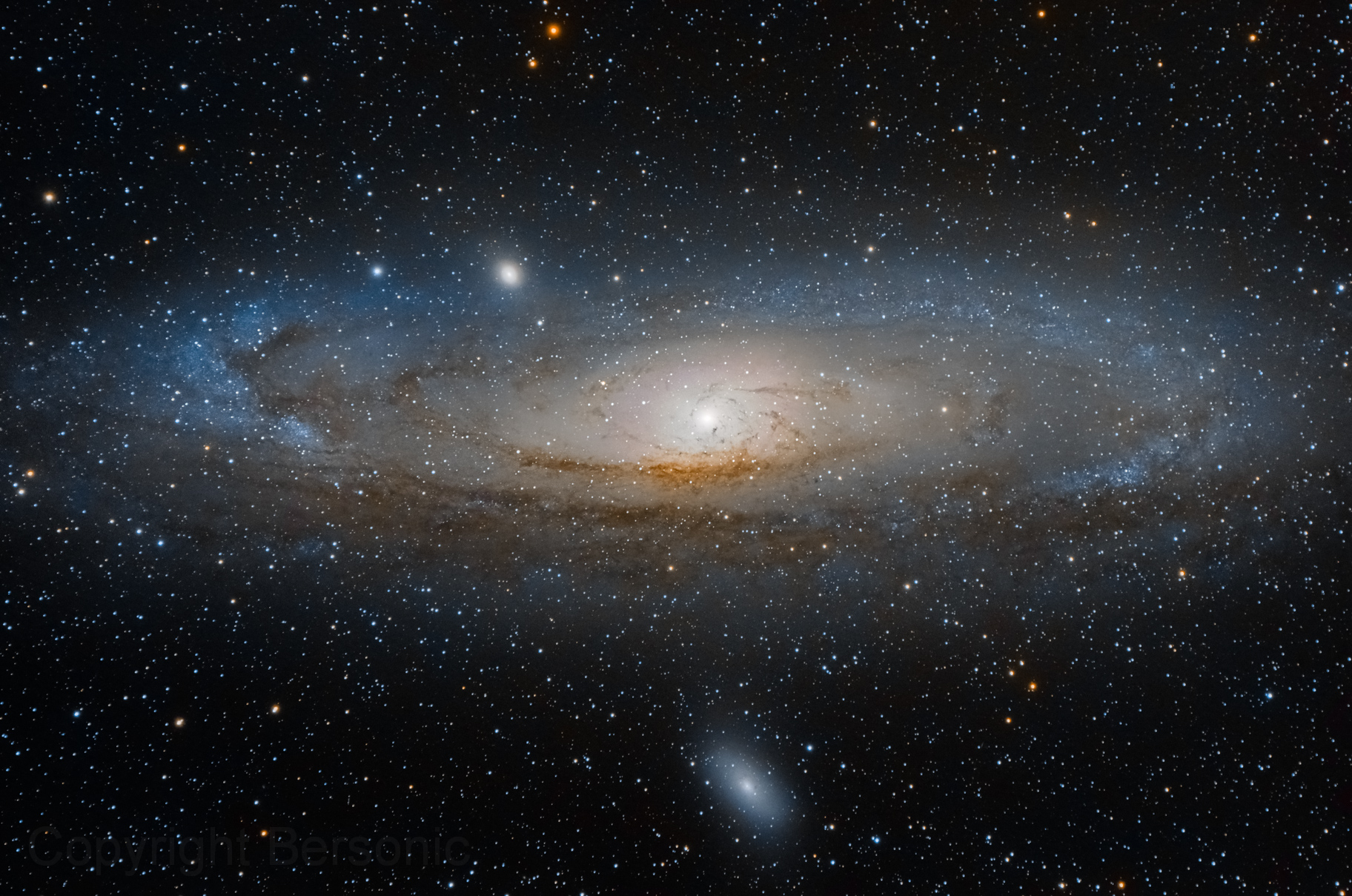 andromeda galaxy - photo #5