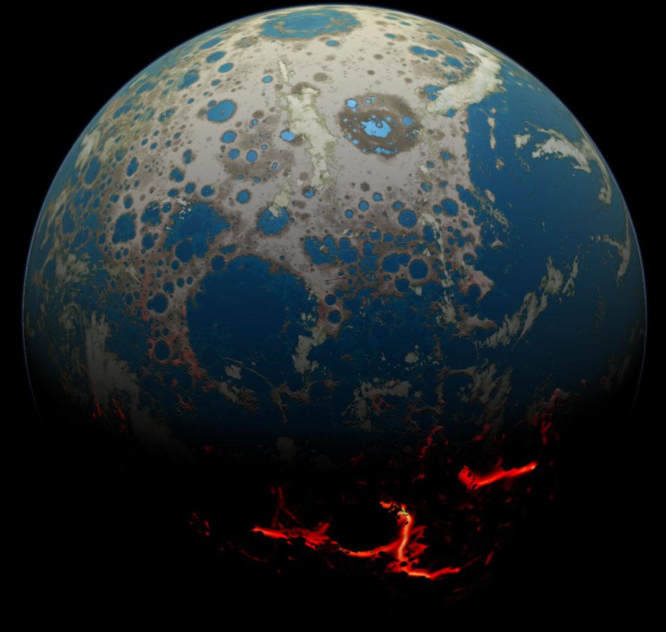 4000 millones AEC: la Tierra maltrecha