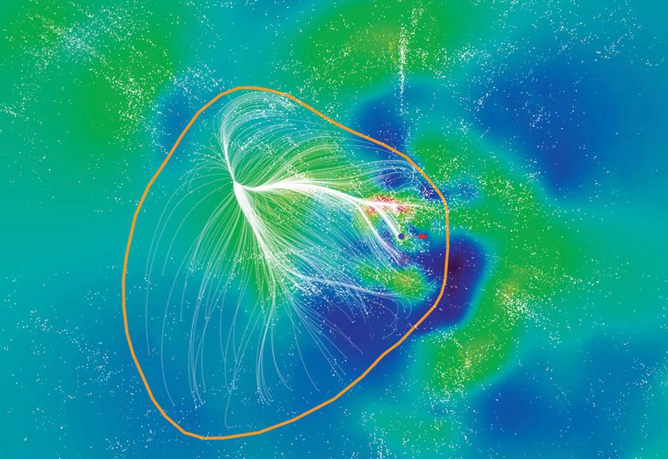 Laniakea: nuestro supercúmulo de galaxias