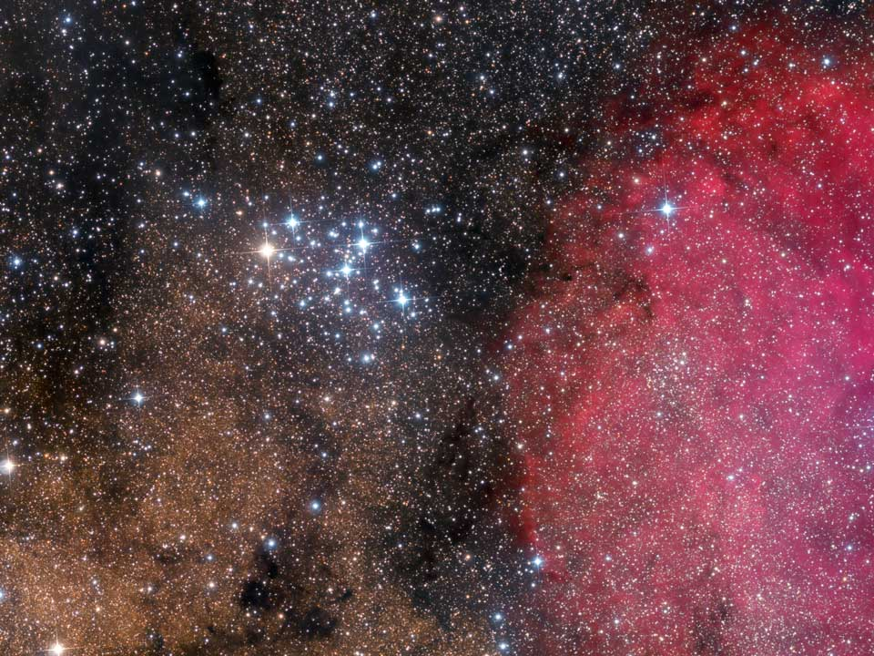 M6: The Butterfly Cluster