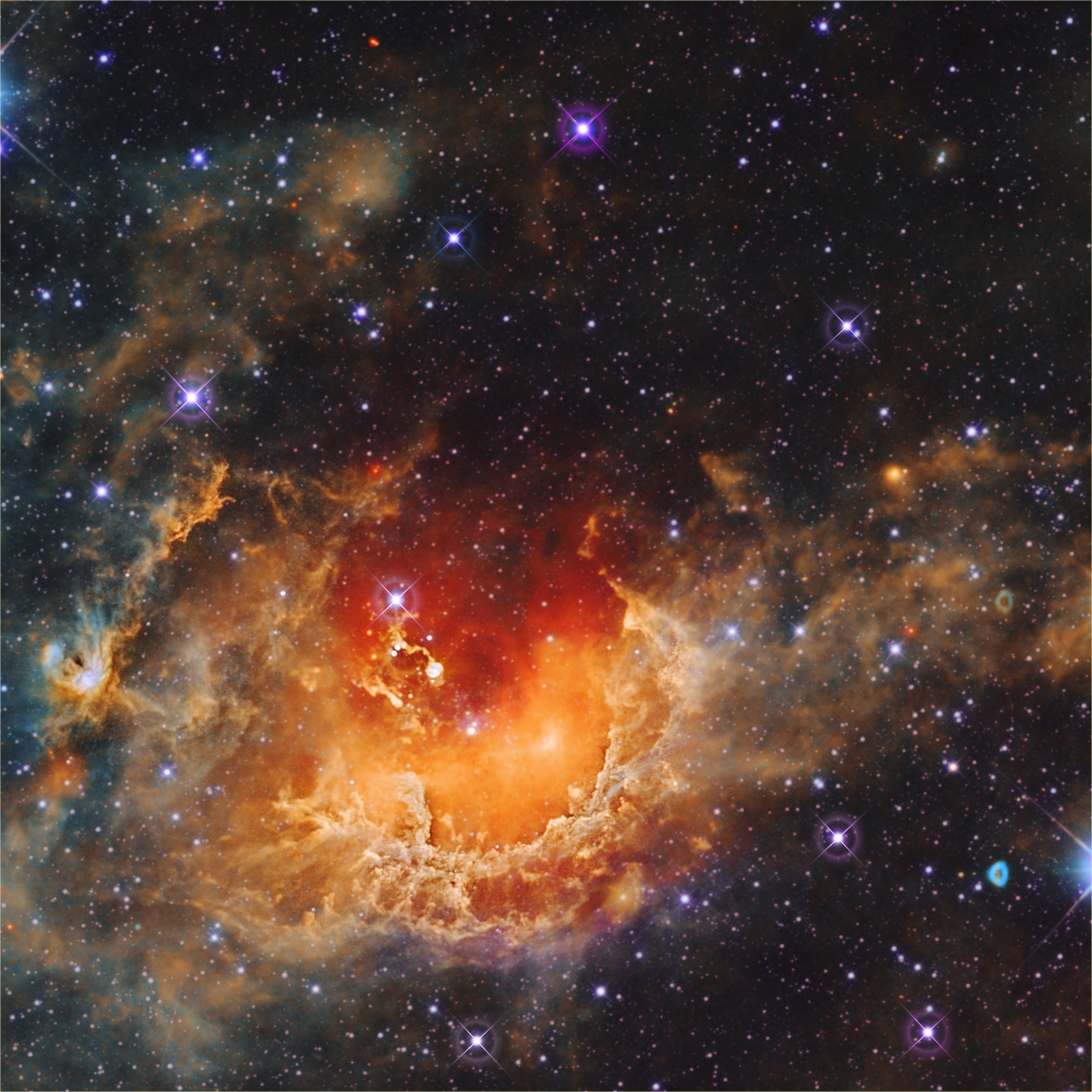 how are stars formed nasa - photo #4