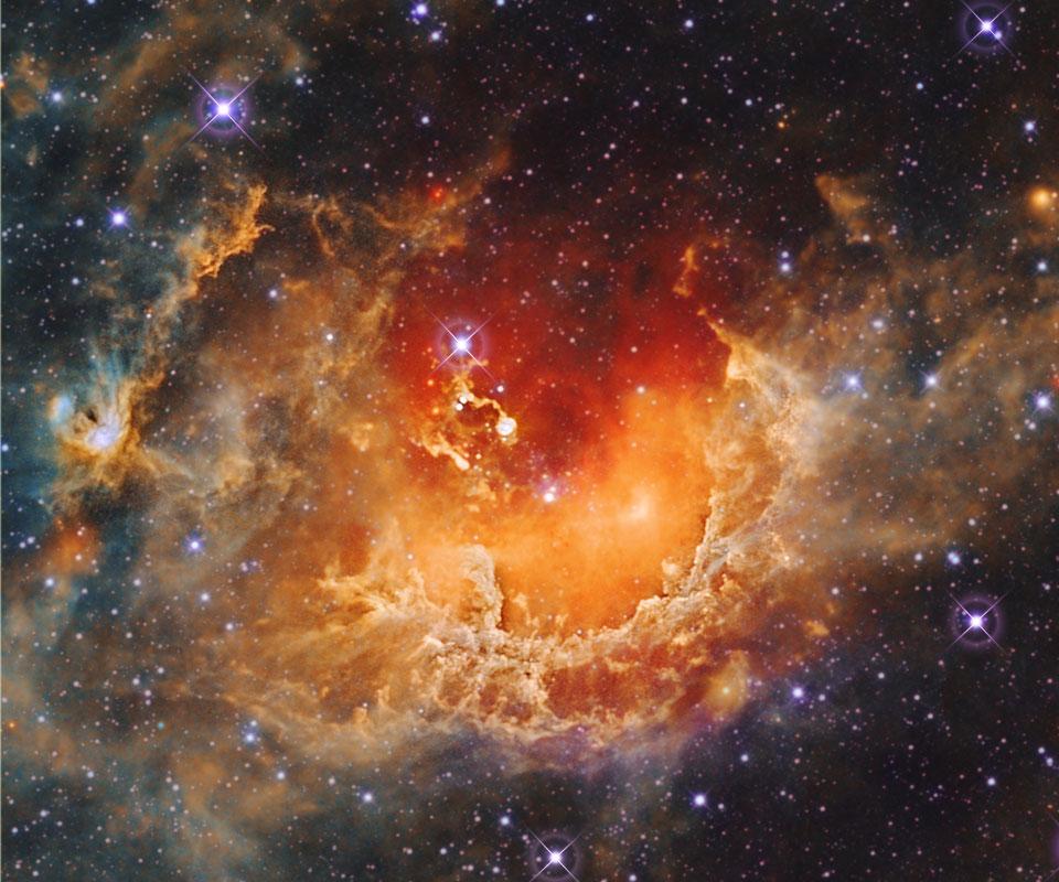 Formación de estrellas en la nebulosa del Renacuajo