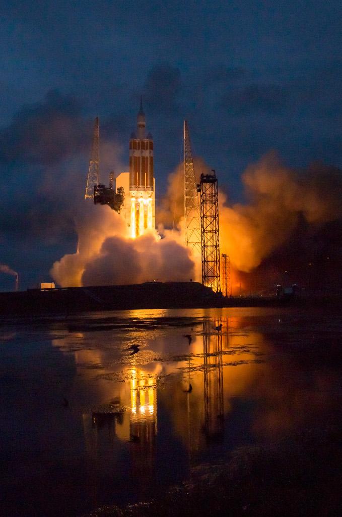 Lanzamiento del Orion