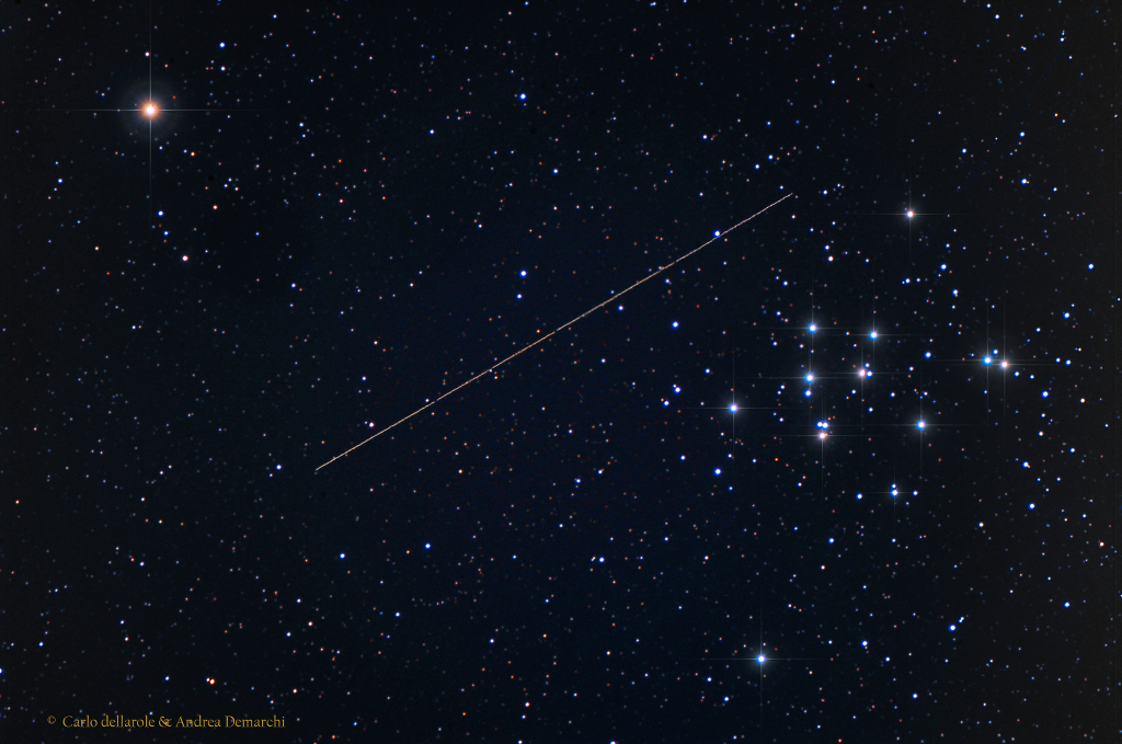 Encuentro cercano con M44