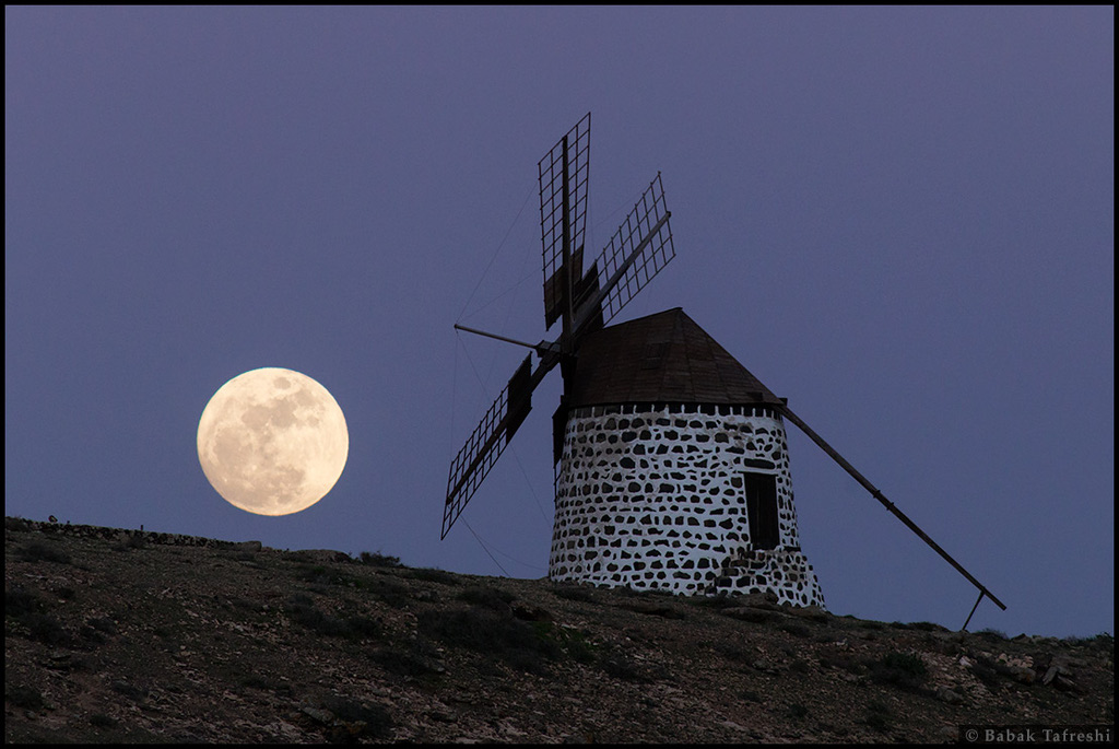 The Windmill Bulan