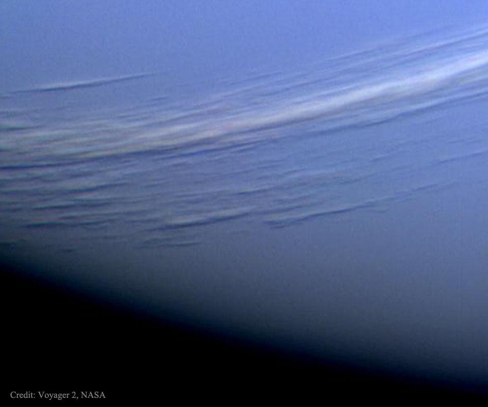 Dos horas antes de Neptuno