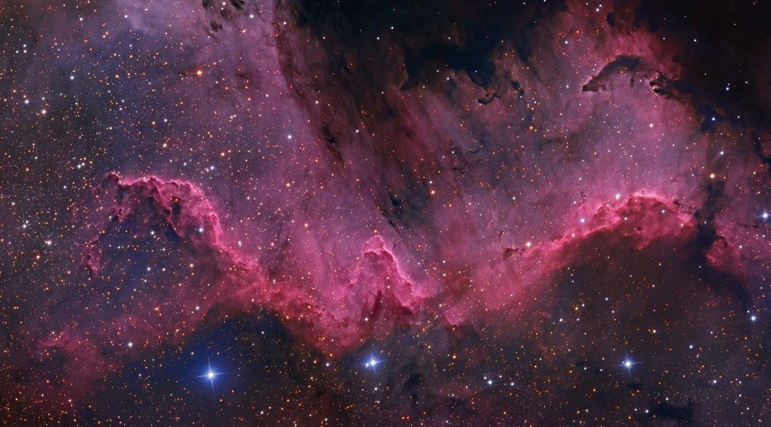 A lo largo del Muro de Cygnus