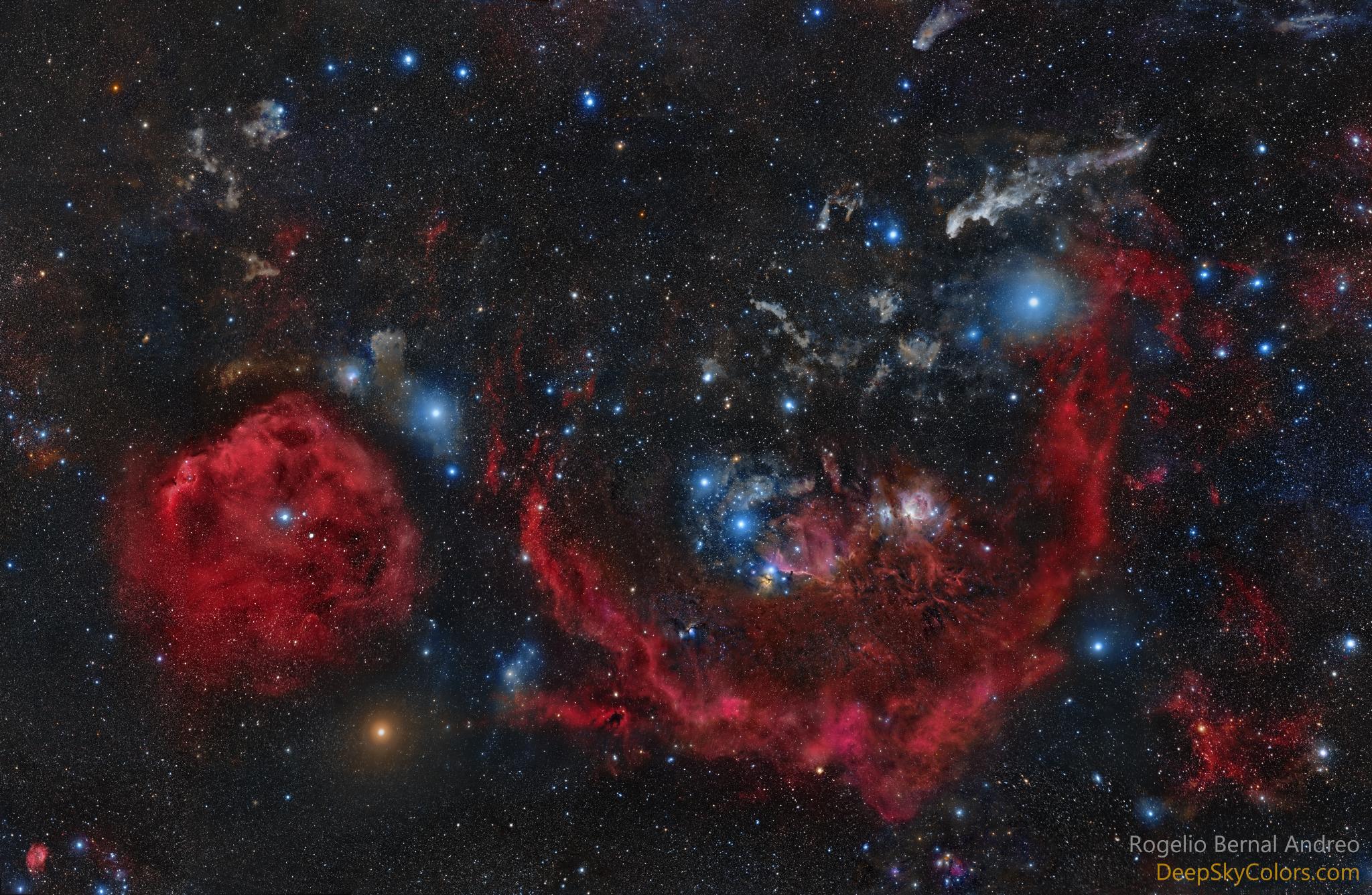 2016 December 4 - Official Star Names for Orion