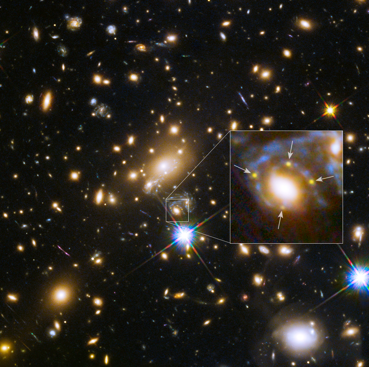 telescope supernova - photo #32