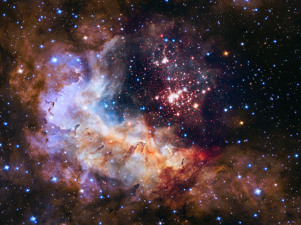 Cúmulo y región de formación estelar Westerlund 2
