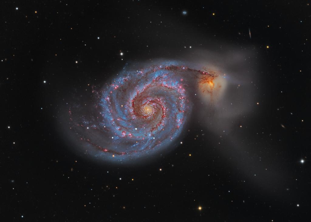 کهکشان ما در آینده دو برخورد کهکشانی خواهد داشت، نه یکی!