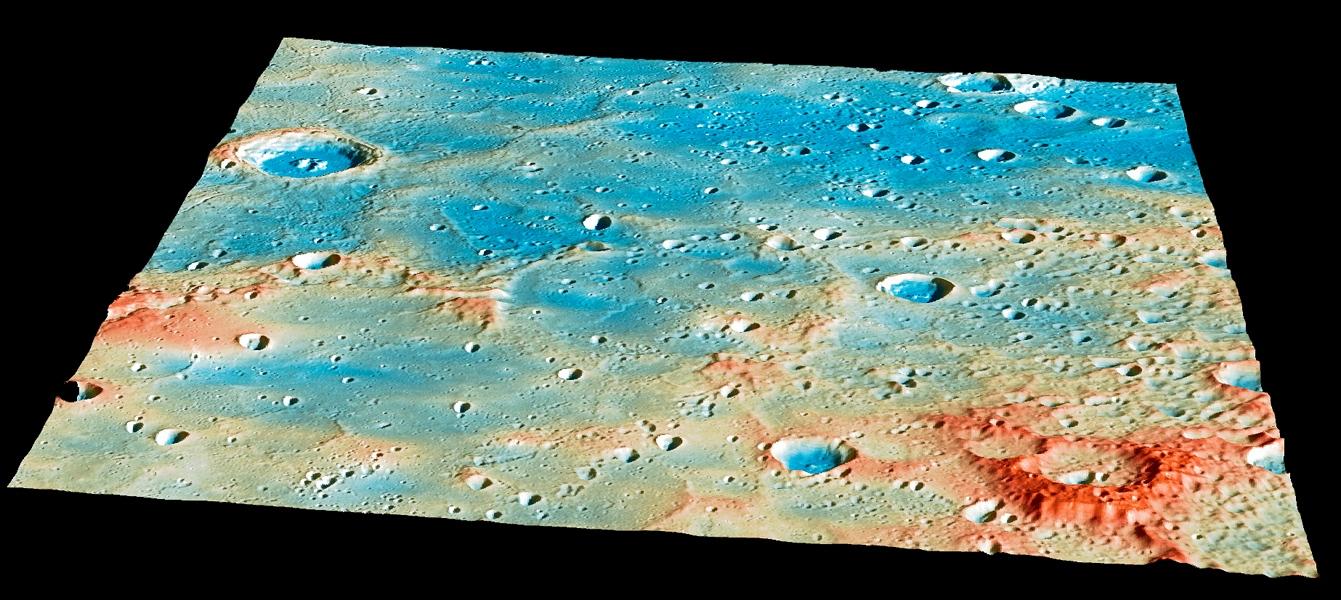 Último día de la MESSENGER en Mercurio