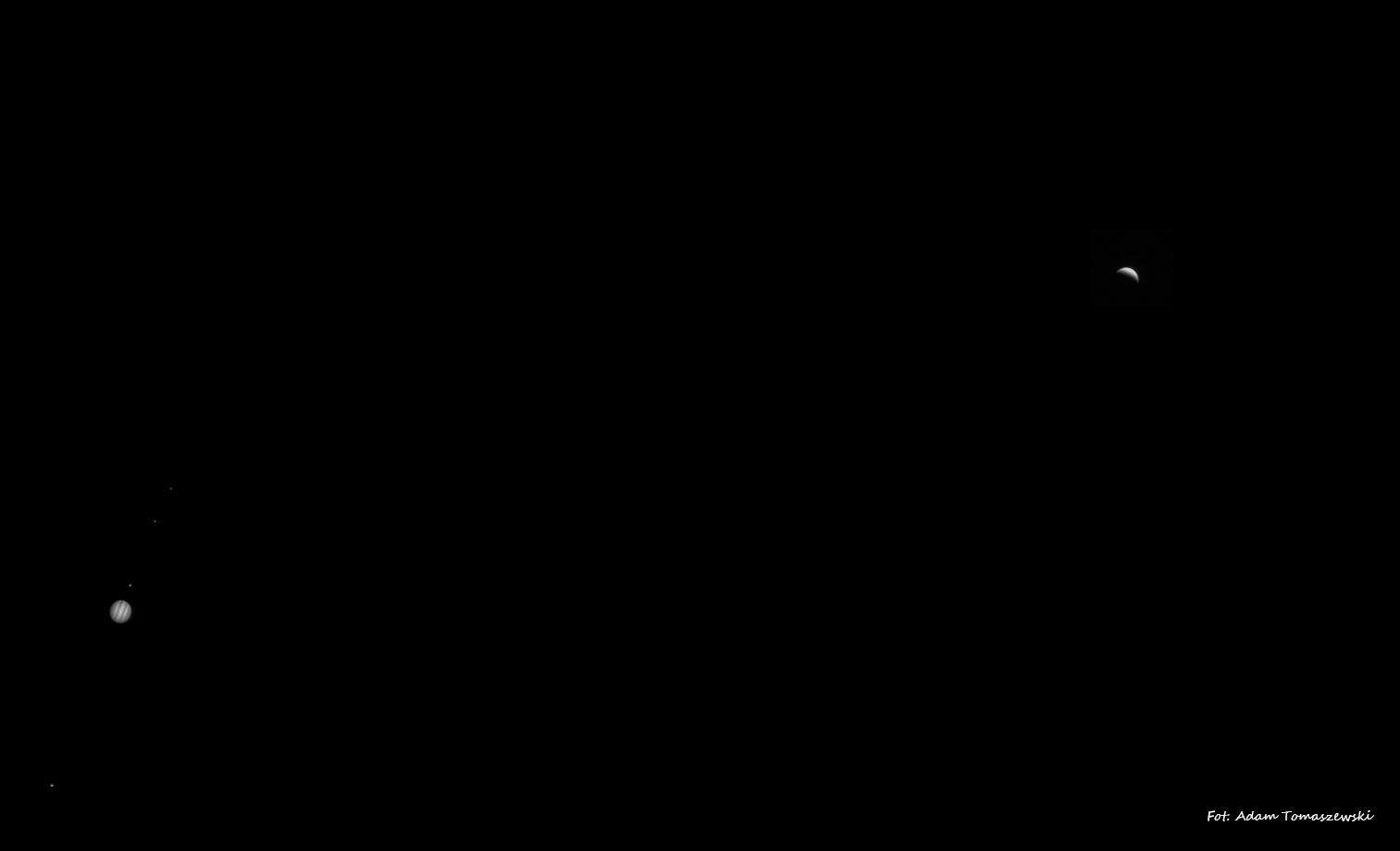 APOD: 2015 July 3 - Venus and Jupiter are Far