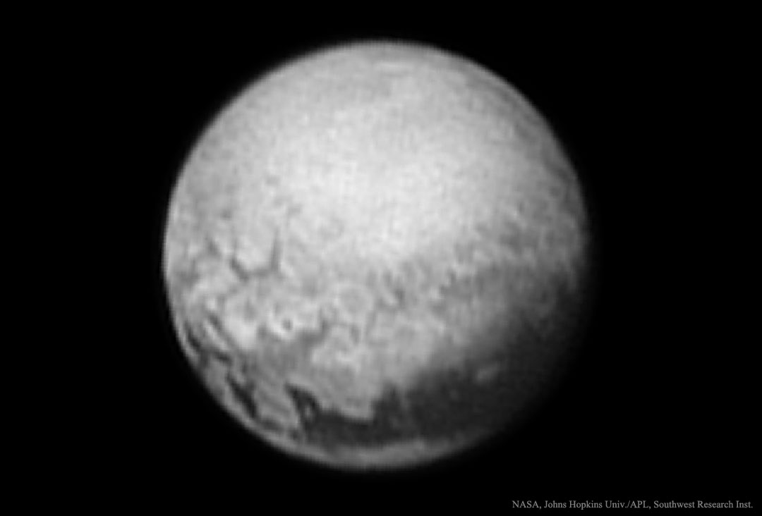 Kerberos Moon Of Plluto: APOD: 2015 July 11