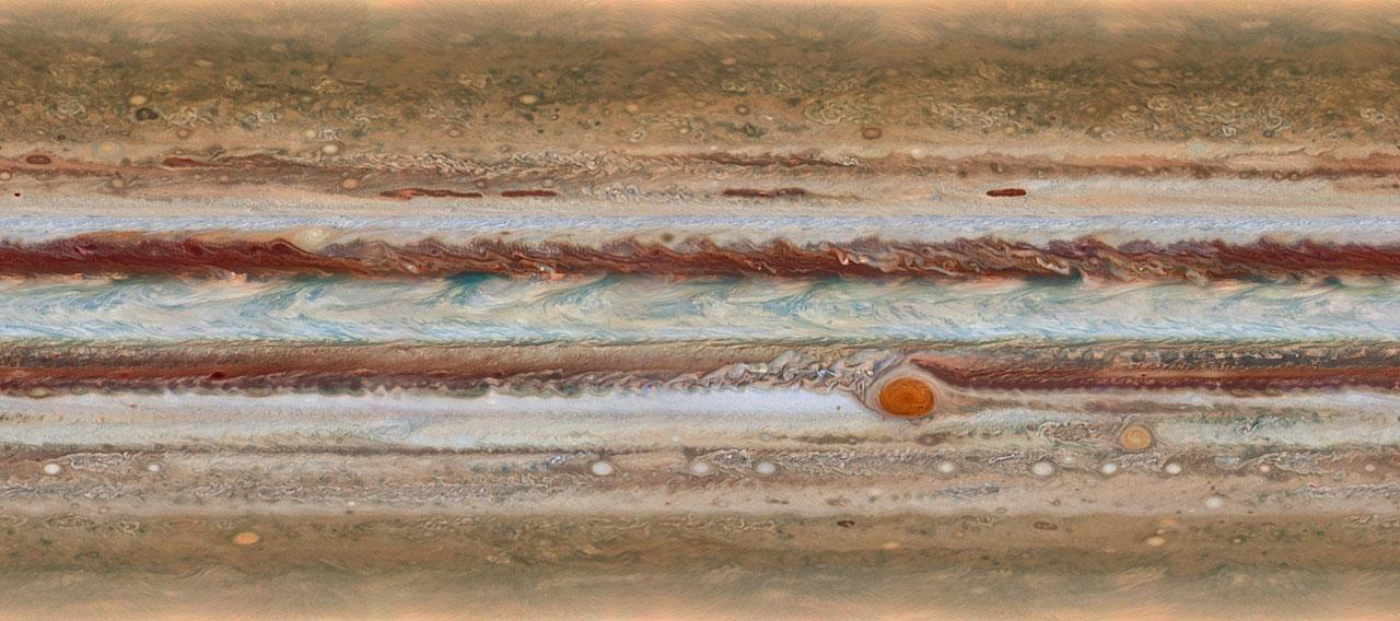 Júpiter en 2015