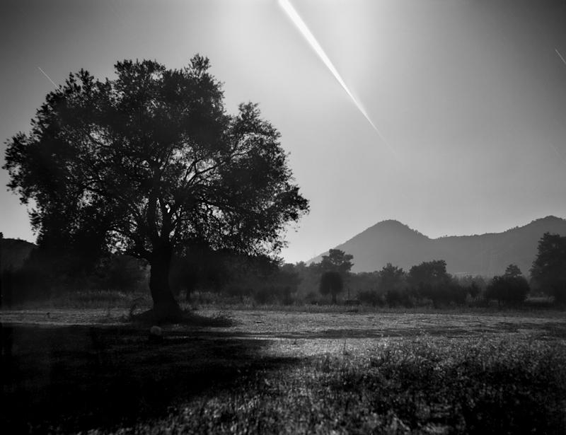 La Luna metiéndose en la sombra de la Tierra