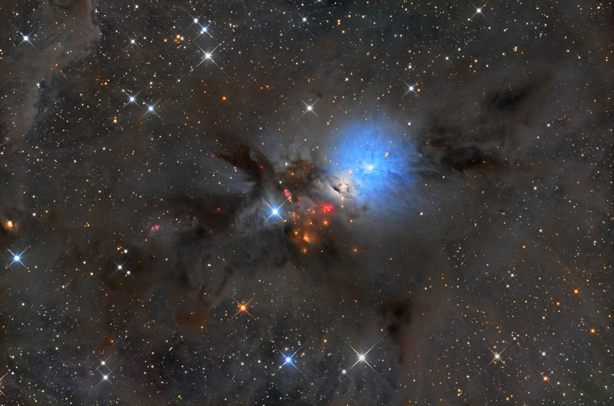 See Explanation Clicking On The Picture Will Highest Resolution Version Available Ngc 1333 Stellar Nursery