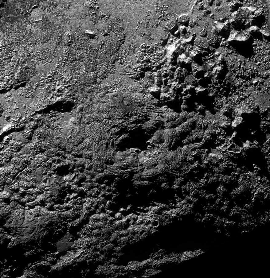 Wright Mons de Plutón