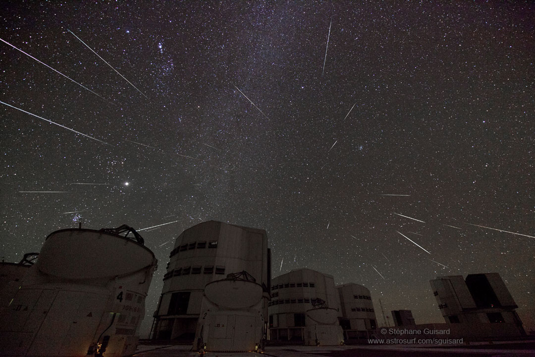 Ketika Gemini Mengirim Stars untuk Paranal