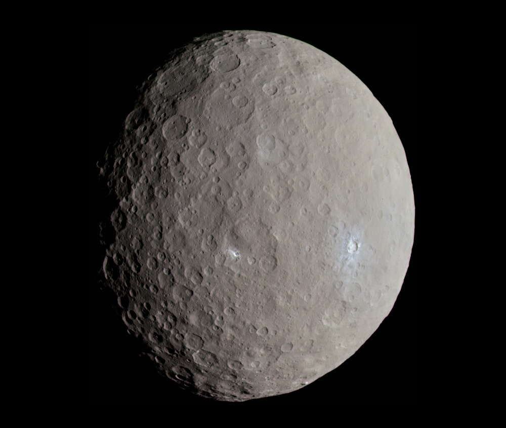 composition of dwarf planets - photo #41