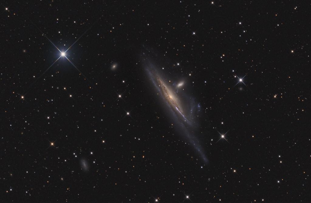 Galaxias en el Río