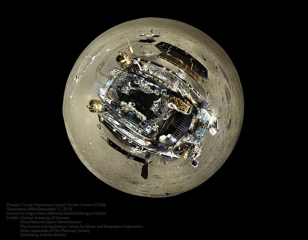 014 - APOD - FEBRUAR 2016. Lunar-panorama-change-3-lander-2013-12-17re