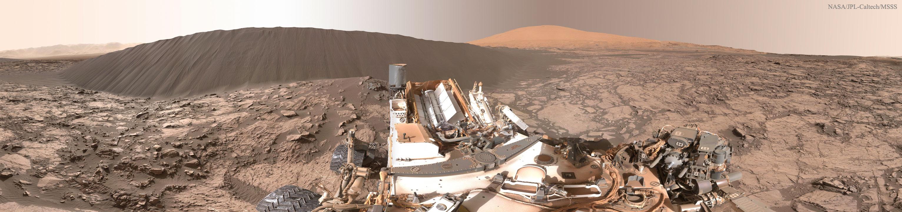 telescope from nasa curiosity - photo #20