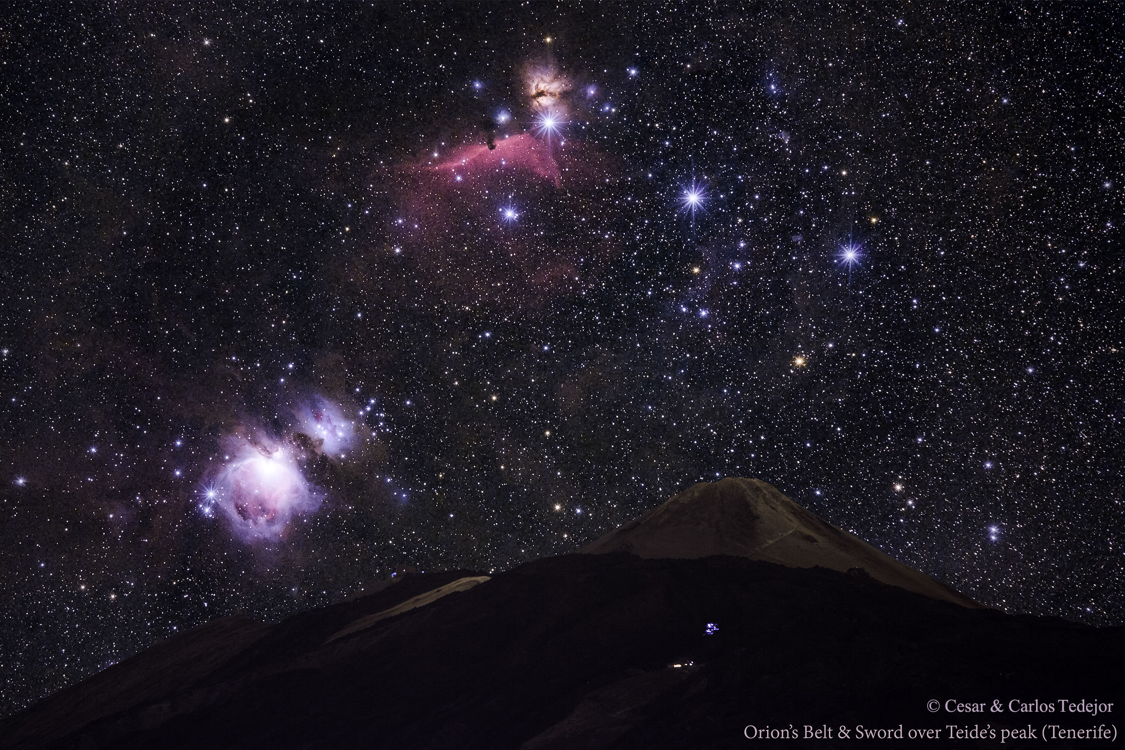 Orion Over the Canary Islands - Google Groups