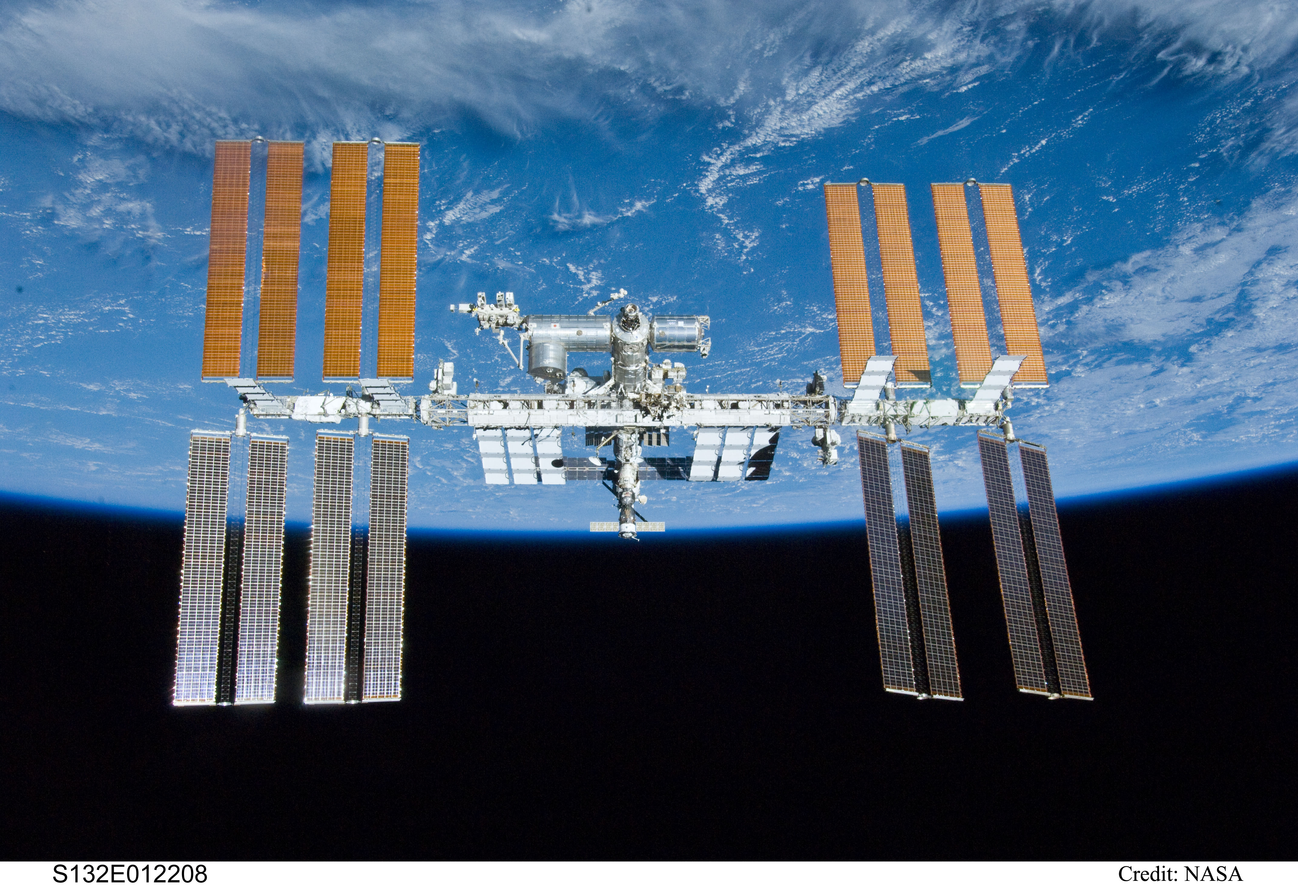 NASA Live-Streaming Amazing HD Video of Earth From ISS