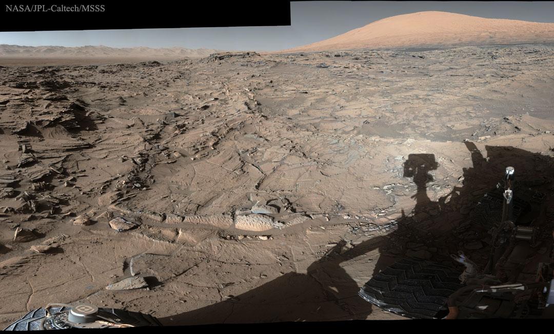 Cruzando Marte