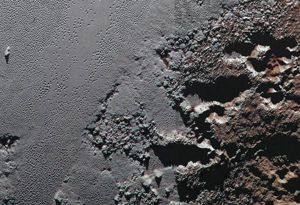 Sputnik Planum vs. Krun Macula