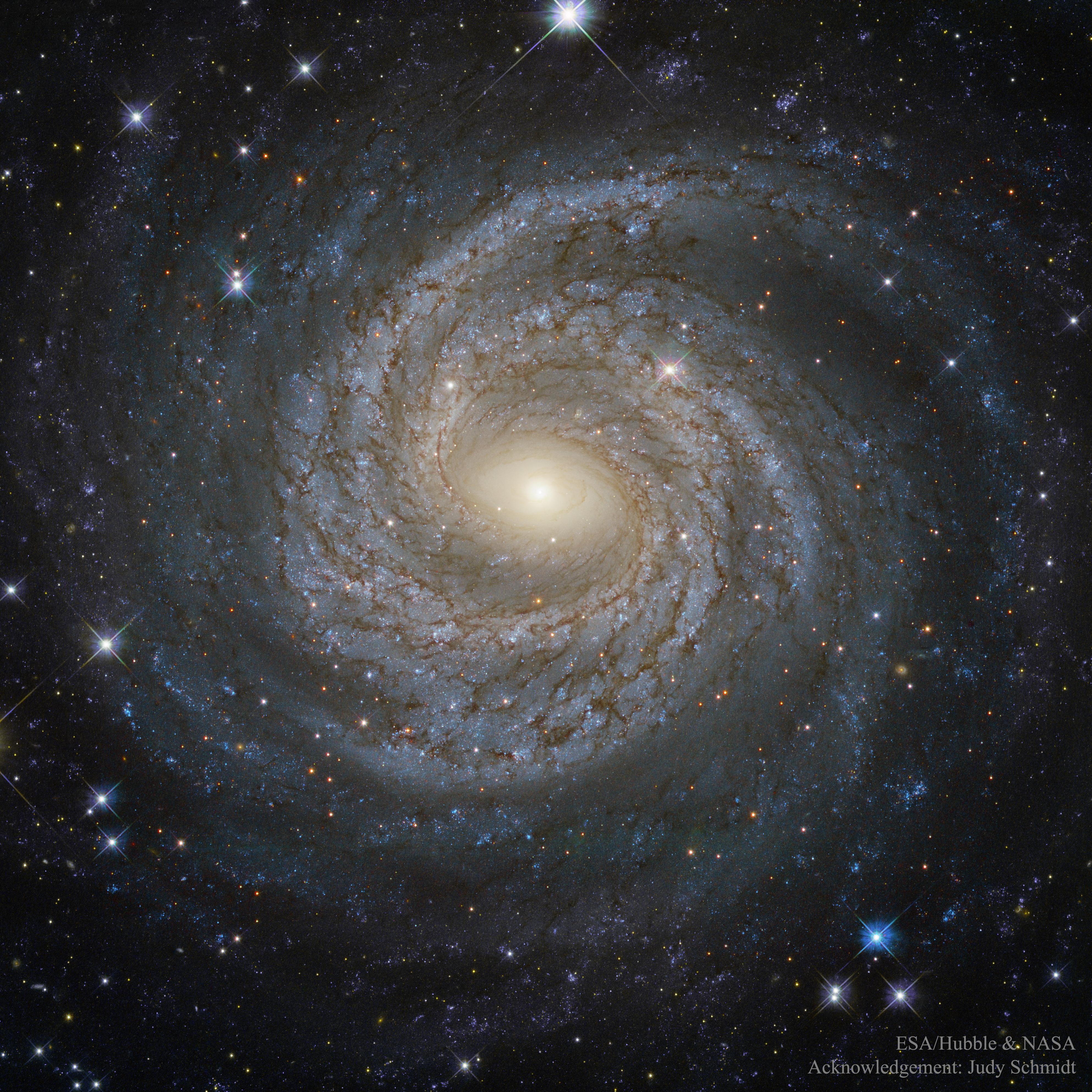 7月14日: NGC 6814:ハッブルか...