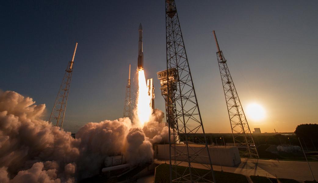 El lanzamiento del OSIRIS-Rex