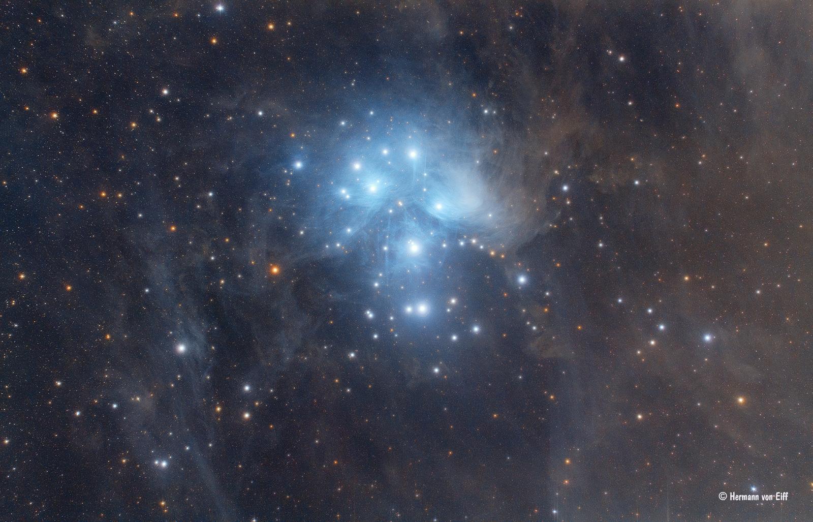 nasa photos of pleiades - photo #5