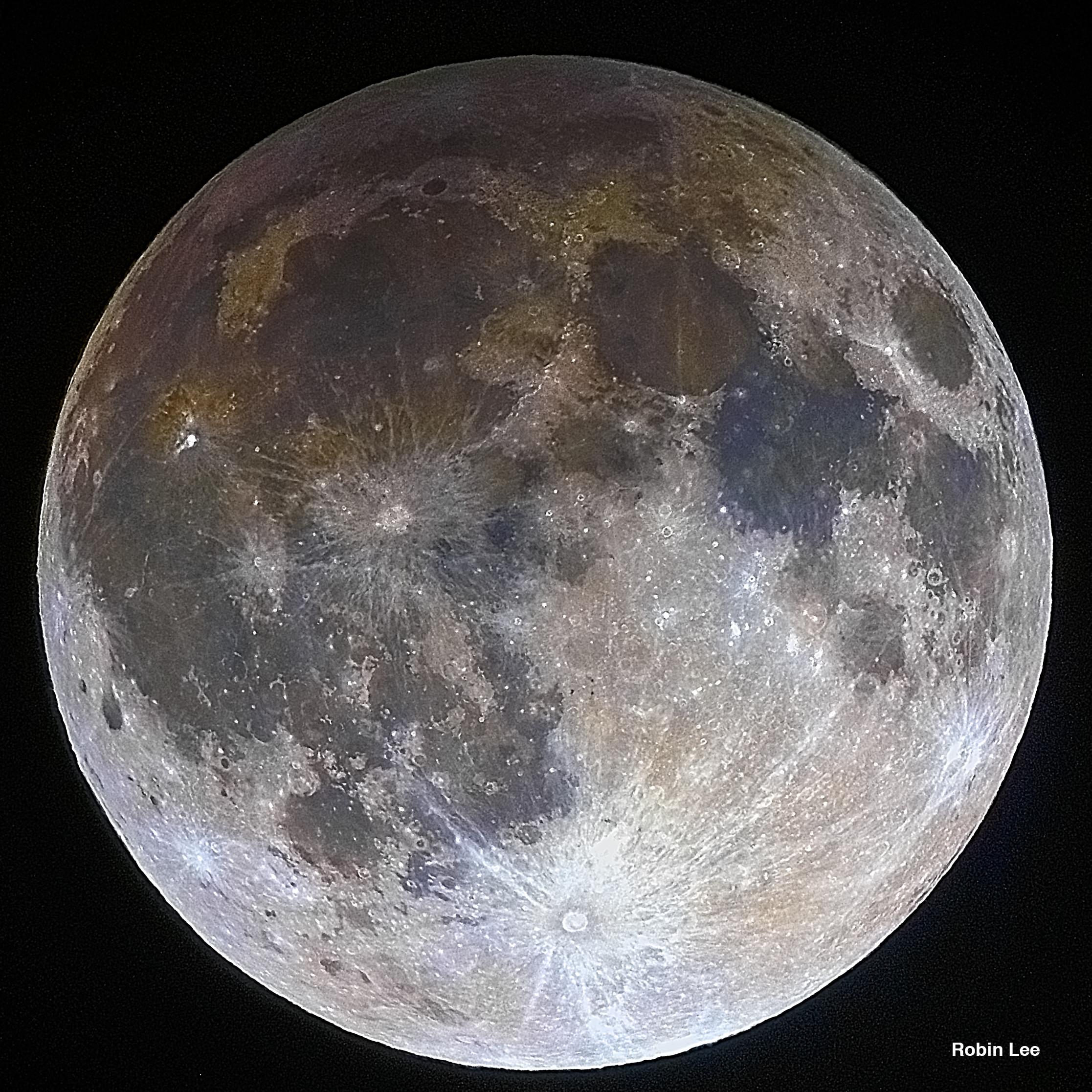 2016 October 12 - Penumbral Lunar Eclipse