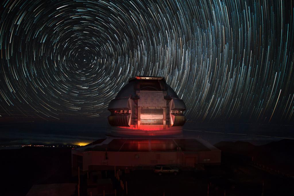 El Observatorio Gemini Norte