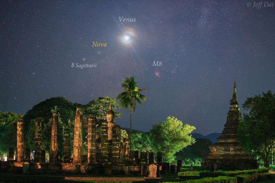 Nova sobre Tailandia