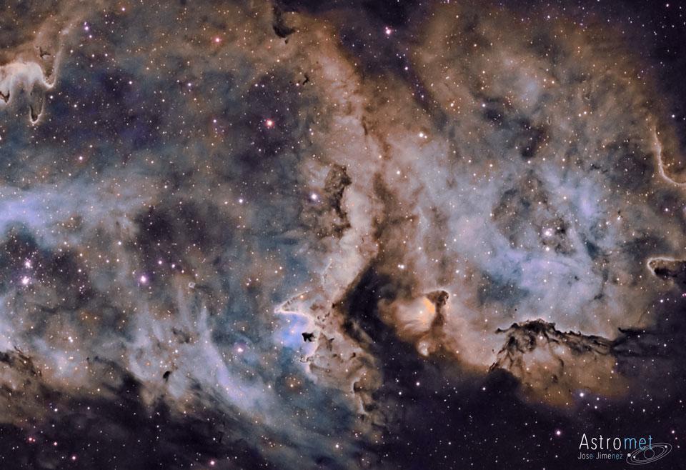 W5: El alma de la formación estelar