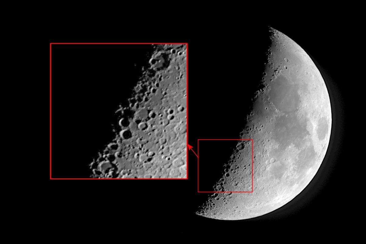 2016 December 10 - The Lunar X