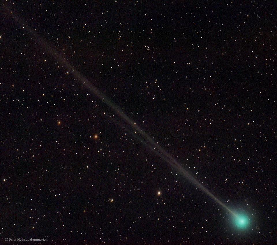 024 - JANUAR - 2017. Comet45P_Hemmerich_960