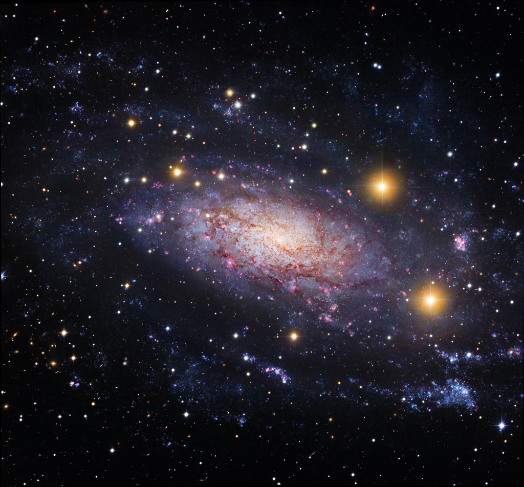 NGC 3621: Far Beyond the Local Group