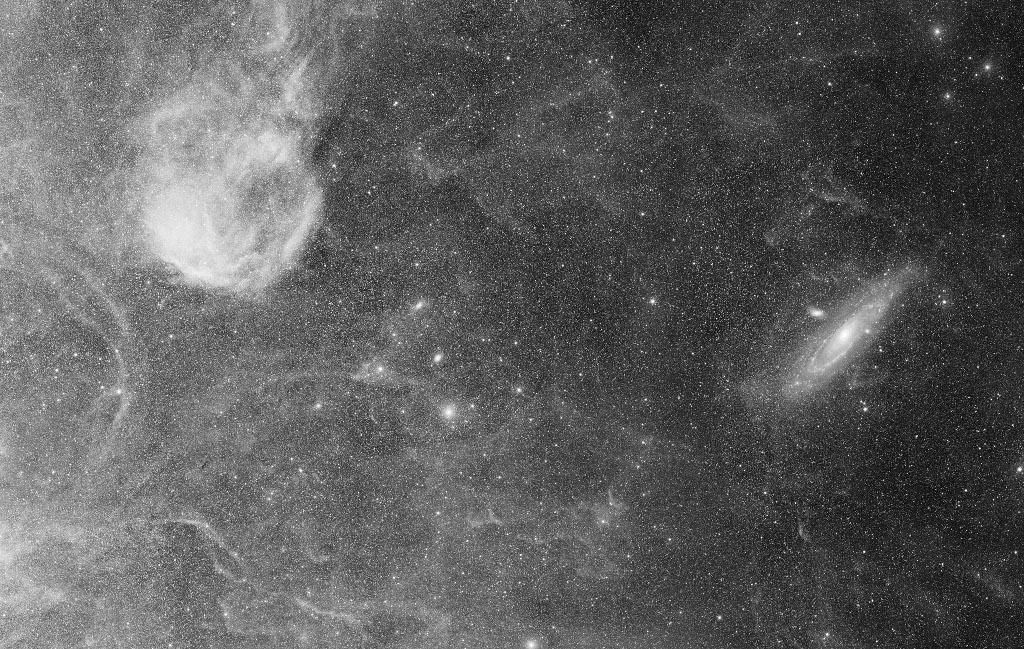 Sivan 2 a M31