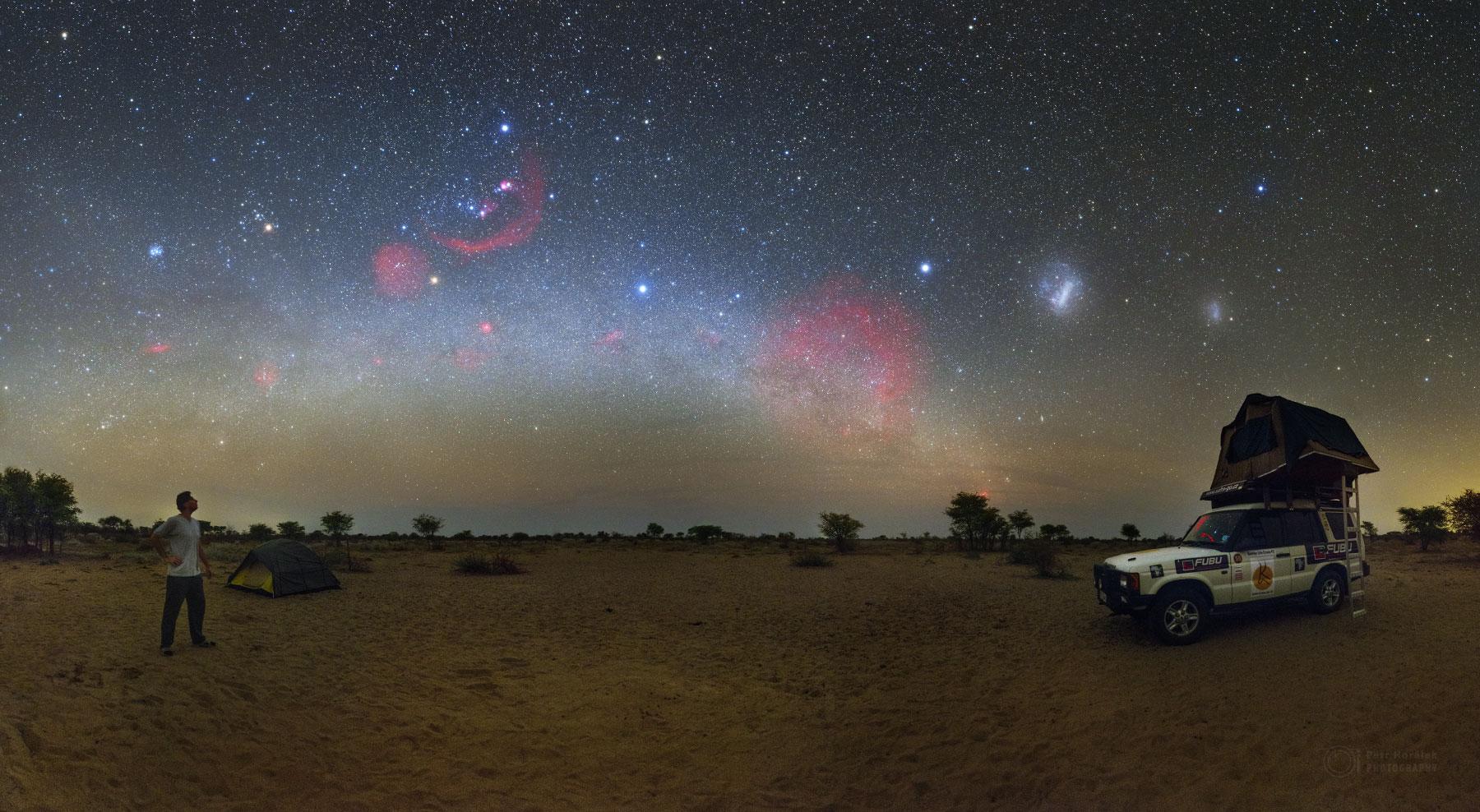2017 May 30 - A Kalahari Sky