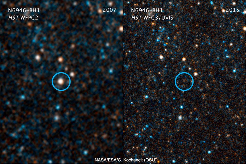 029 - JUNI - 2017. StarGone_Hubble_960