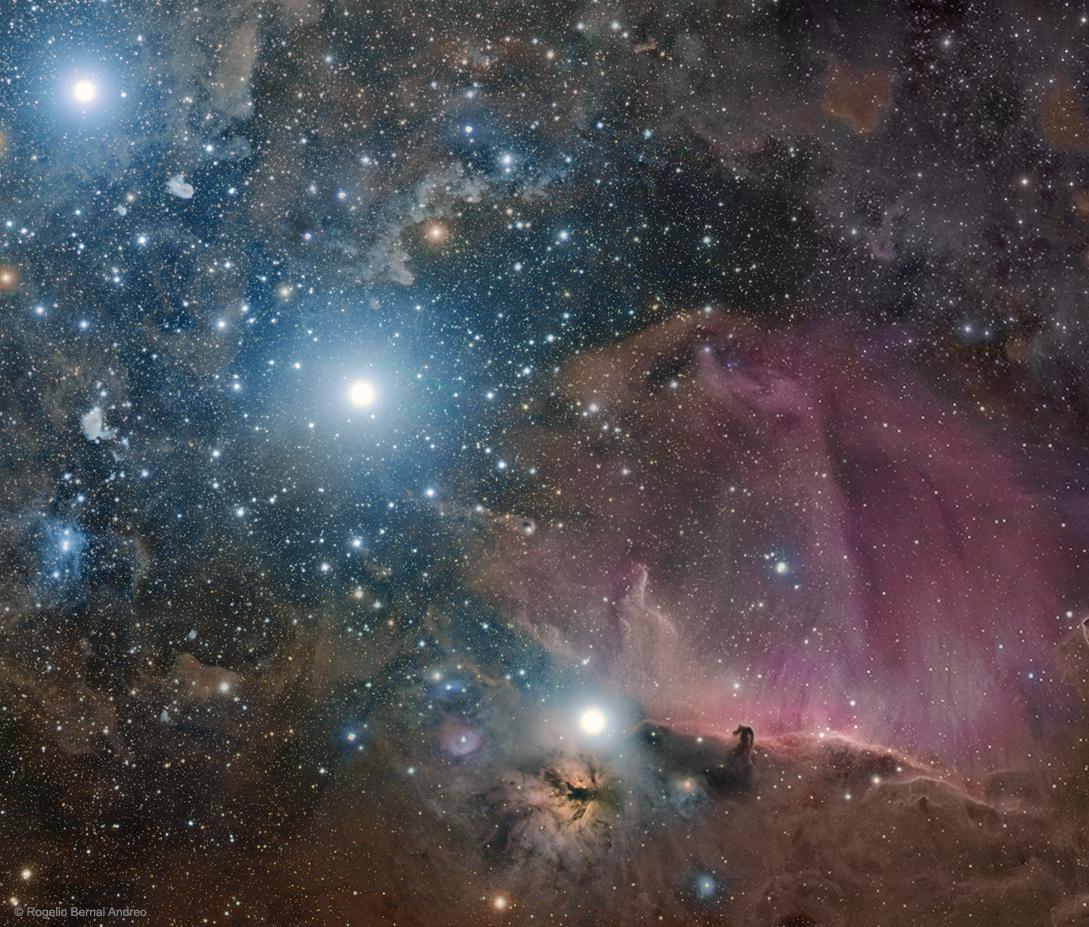 Imagen astronómica (APOD)