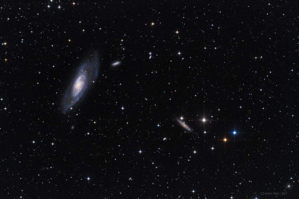 030 - JULI - 2017. Messier106_NGC4217Feltoti1024