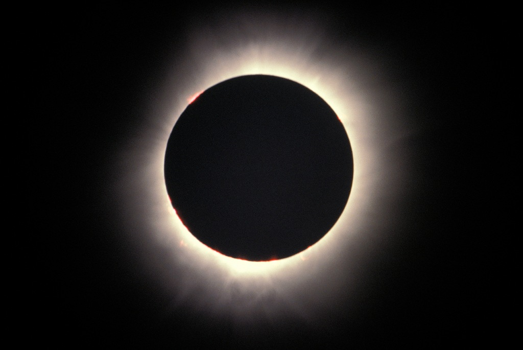 Eclipse solar total de 1979